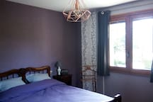 Chambre n° 2 : 15 m²