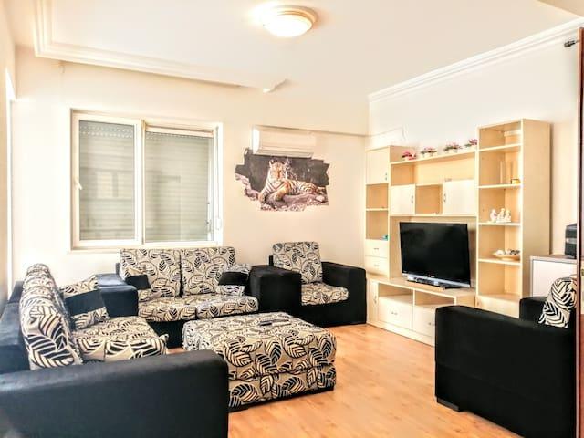 Kleopatra beach apartment - Aquapark Center -