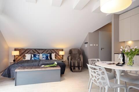 Apartament Czarna Góra Tignes M38