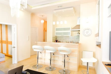 ON SALE! Parkside Luxury Apartment - Budapest