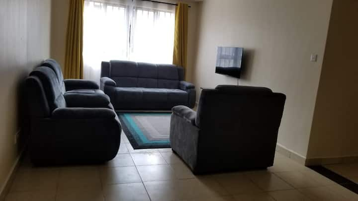 Entire 3bedrooms Apartment, 15min to Airport & SGR