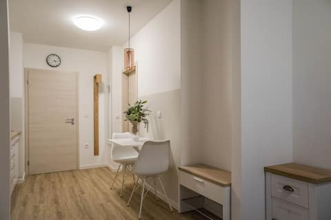 Jantar Apartments - Monolocale 1