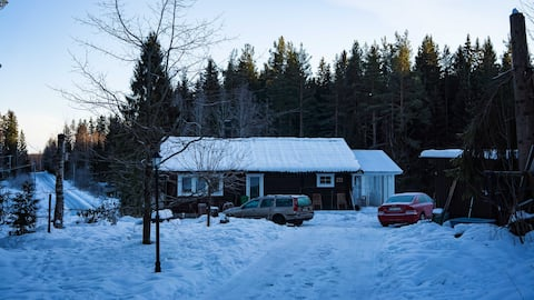 Stora Lugnet - a place for yoga and meditation