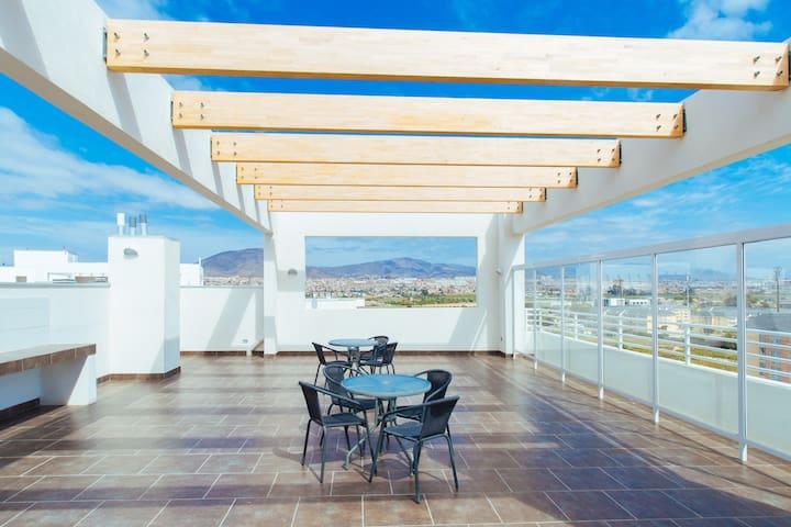 Departamento Nuevo Avenida Del Mar - La Serena - Appartement
