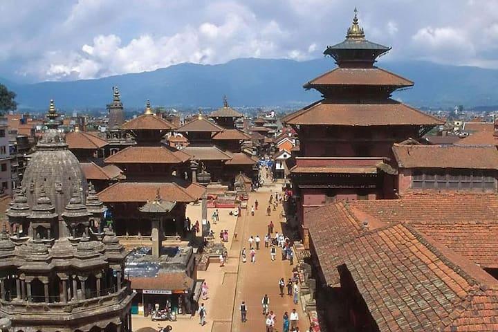 Patan Darbar Square Lalitpur City