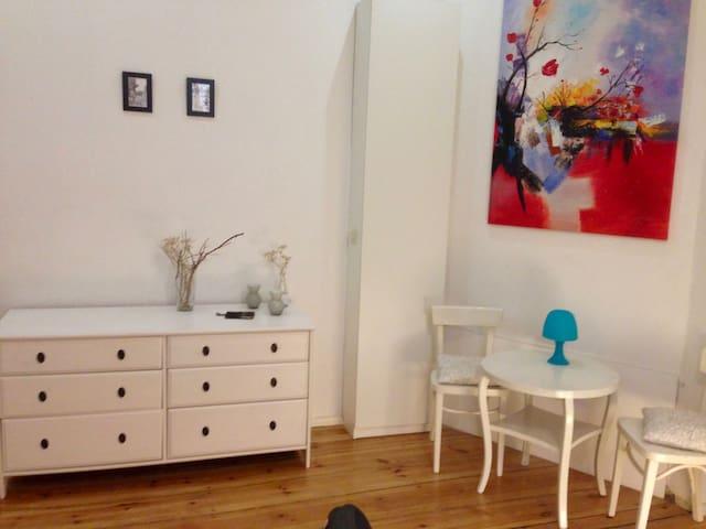 2-room apt in Friedrichshain/WLAN