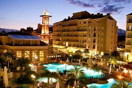 Il Campanario Villagio Resort - Florianópolis - Apartment