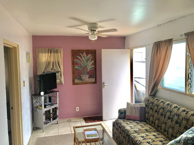 1 Bedroom in Waikiki (with parking!)