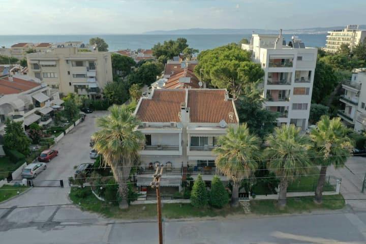 Stefanos  house