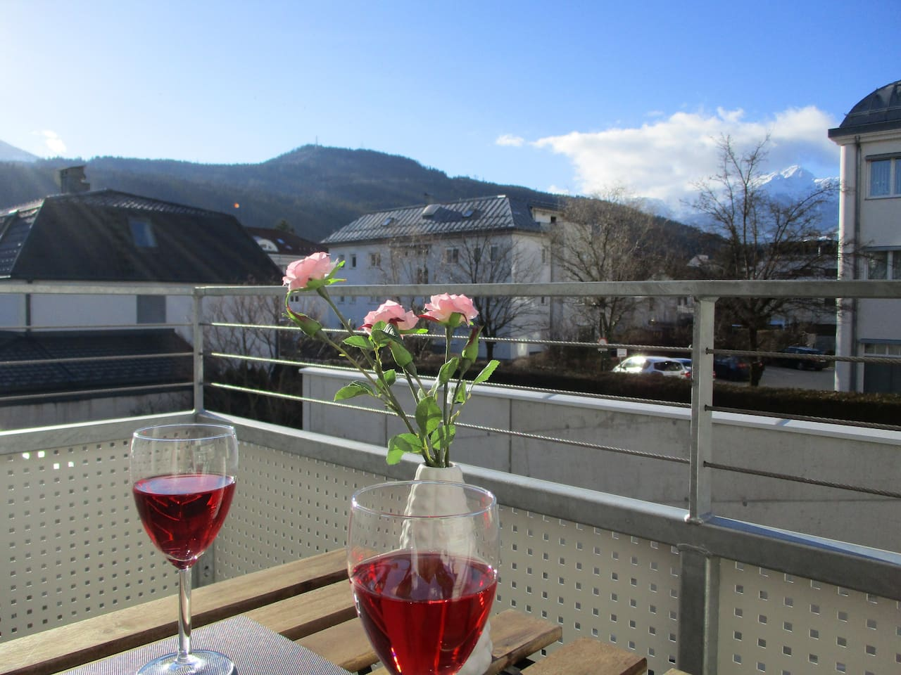 New Balcony Mountain Studio, free parking