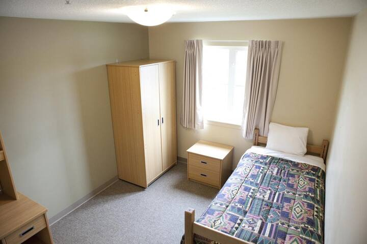Backpacker College @ Vancouver Island University - Private Single Room