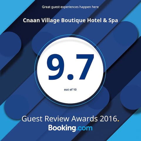 cnaan-village boutique hotel and spa - Had Nes - Hotel butique
