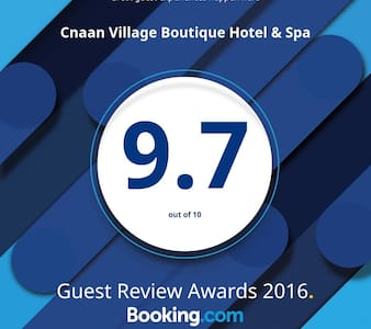 cnaan-village boutique hotel and spa - Had Nes - Hotel boutique