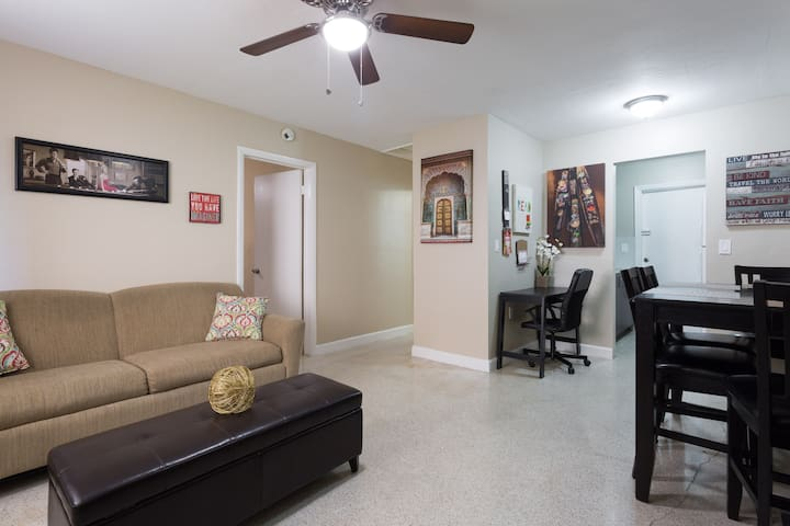 Flagler 1 Bedroom - Coral Gables - Wohnung