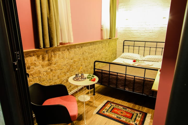 MGA Hostel & Tours, Deluxe Comfort  Double room