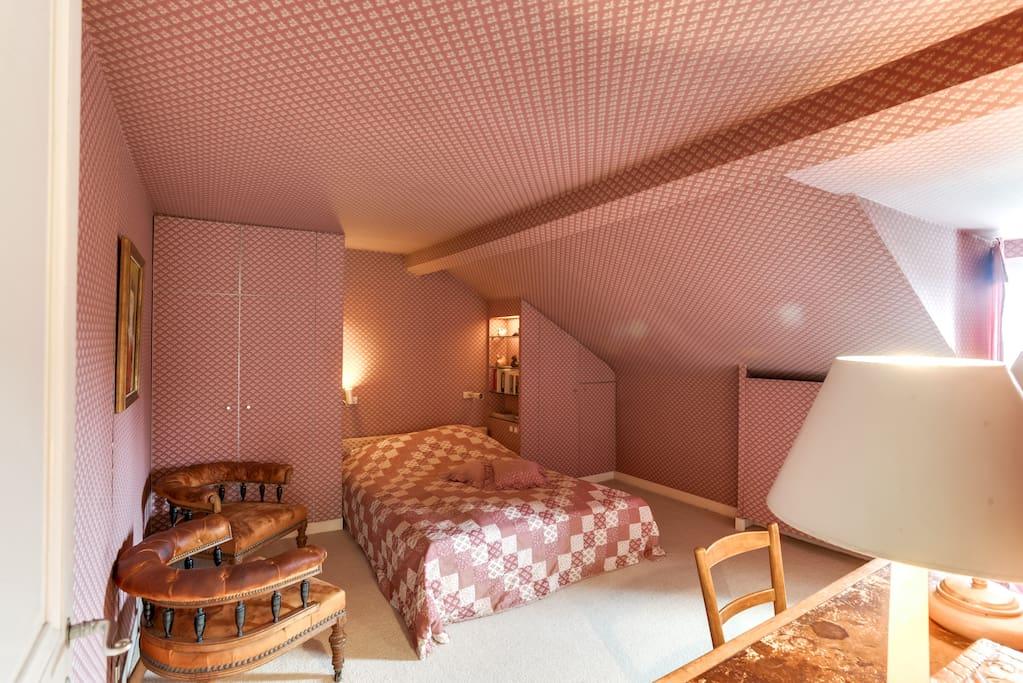 La chambre Rose - The Pink room