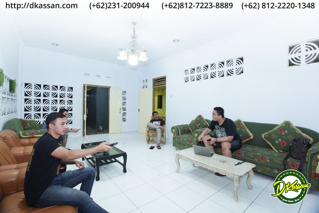 Working and Receptionist Space