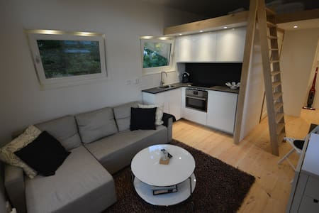 Newly built house in quiet area