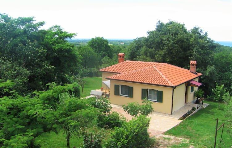 House Kalin - Buje - Hus