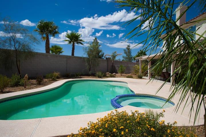 Las Vegas Luxury house with pool