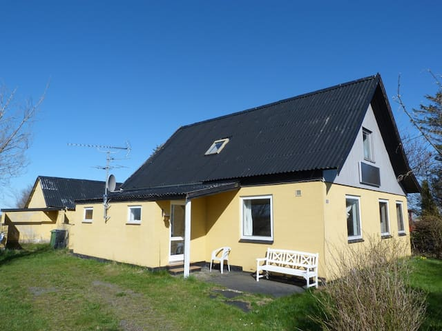 Natural delight, near Rø, Bornholm - Gudhjem - Casa