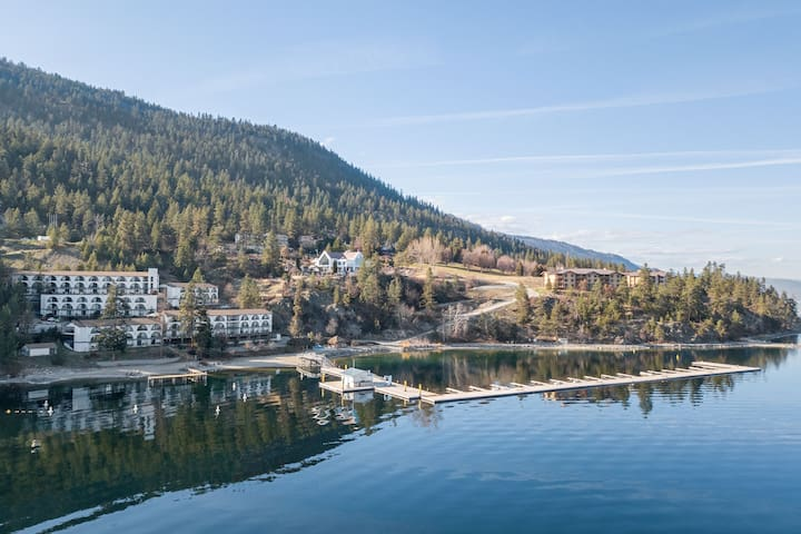 Cozystay Signature -Lake Okanagan