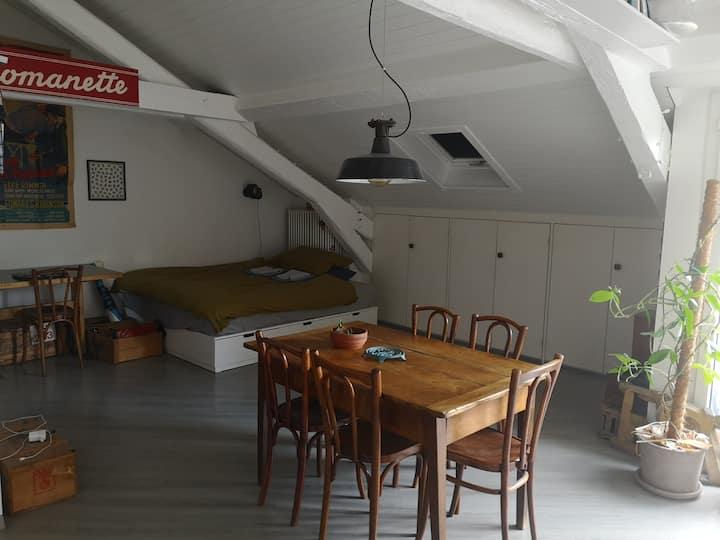 Studio au centre de Lausanne