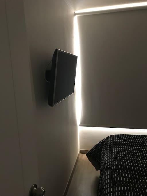 TV Cable en Dormitorio principal