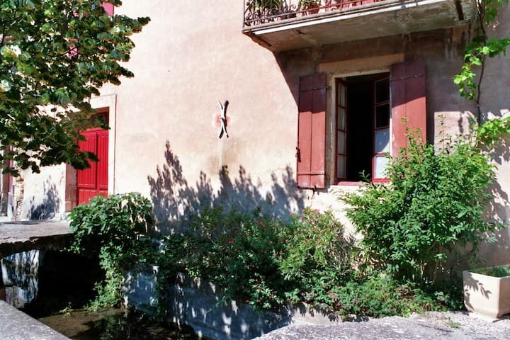 Authentic cottage in Cavillargues - Cavillargues - Huoneisto