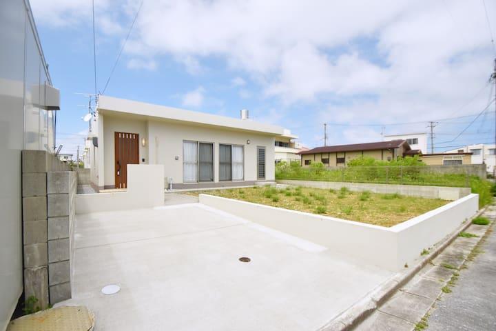 Okinawa, Nanjo-shi☆Whole House Max6ppl!MK107