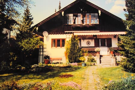 Herzlich willkommen im Seehäusl - Schliersee - Bed & Breakfast