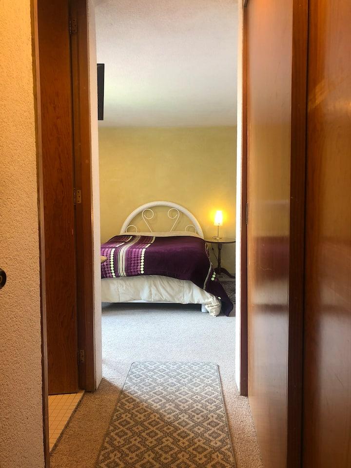 Habitación privada cerca Corporativos Santa Fe 2