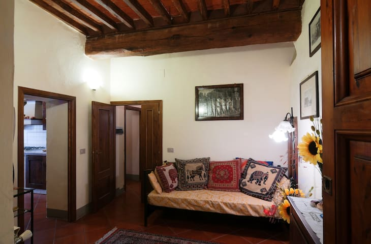 Wonderful Casa Idilio Cortona - Cortona - Apartment