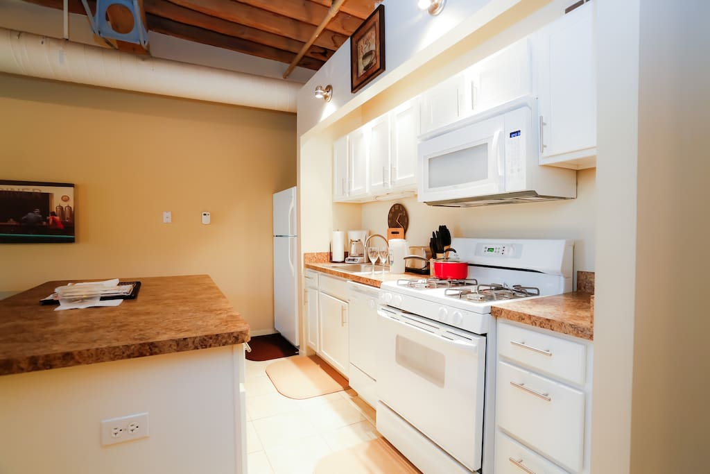 Beautiful loft in Old Town F308