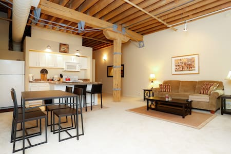 Beautiful loft in Old Town F308 - Chicago