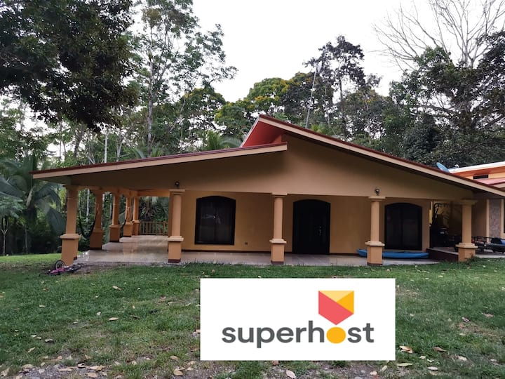 Delightful House, Forest Reserve Special offer-20%