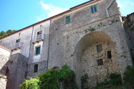 VILLA NINFA-11 BEDS-400 MQ-GARDEN - Magliano Vetere - Βίλα