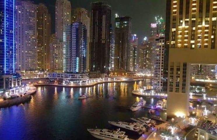 Lovely modern studio in heart of Dubai Marina