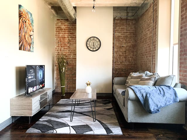 ✪ COZY 1BR DOWNTOWN DALLAS LOFT ✪