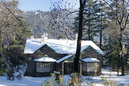 Langdale Lodge - 10 mins walk to Nainital Lake