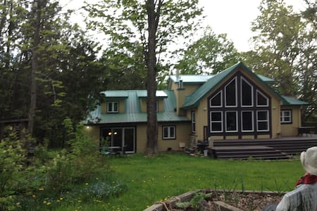 Lovely House in Eastern Townships - Ház