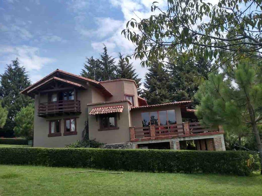 Cábaña Isadora Cabañas En La Naturaleza En Renta En Mazamitla
