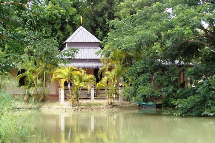 Kinkala Garden Studio 1 - San Kamphaeng - Apartment