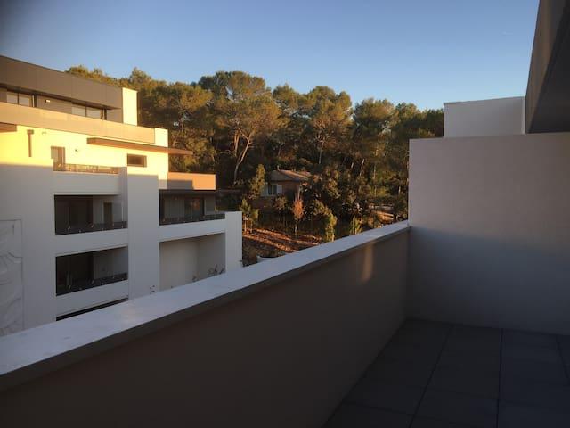Appartement moderne  proche Montpellier