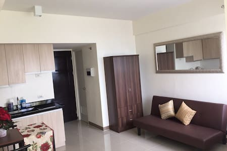 Charming and cozy studio unit - Cebu