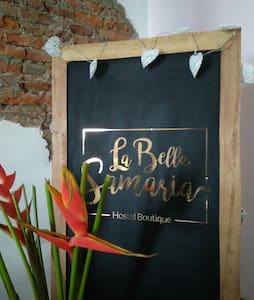 Habitación Privada 1 Centro Histórico Santa Marta - Santa Marta - Bed & Breakfast