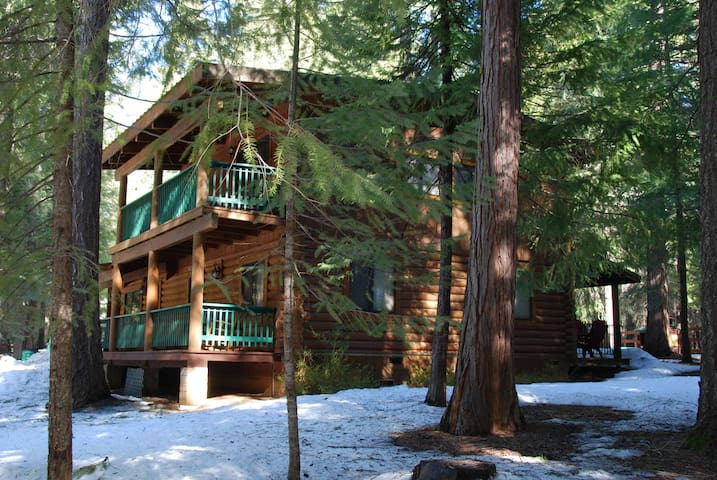 """Bethany Place"" 11 miles to Mt.Lassen - Shingletown - Rumah"