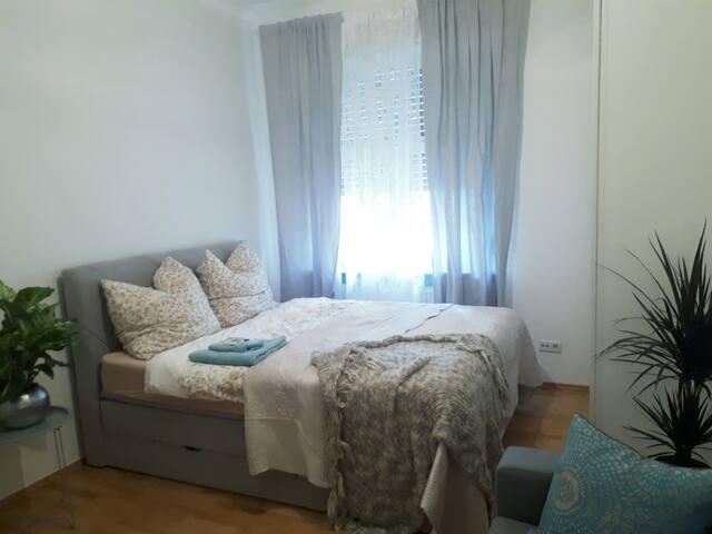 Schöne Wohnung mit vielen Vorteilen
