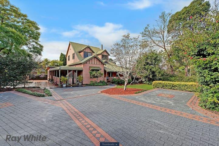 靠近Parramatta的园林别墅,舒适宽敞,交通便捷,房东友善 - North Rocks - Dům