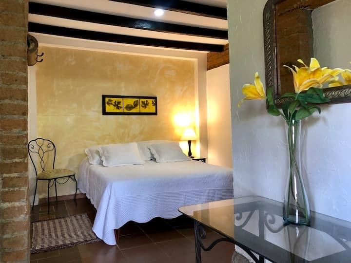 Habitación tipo económica Hotel Visperas